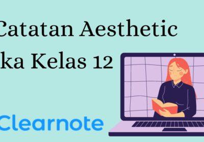 10 Catatan Aesthetic Fisika Kelas 12