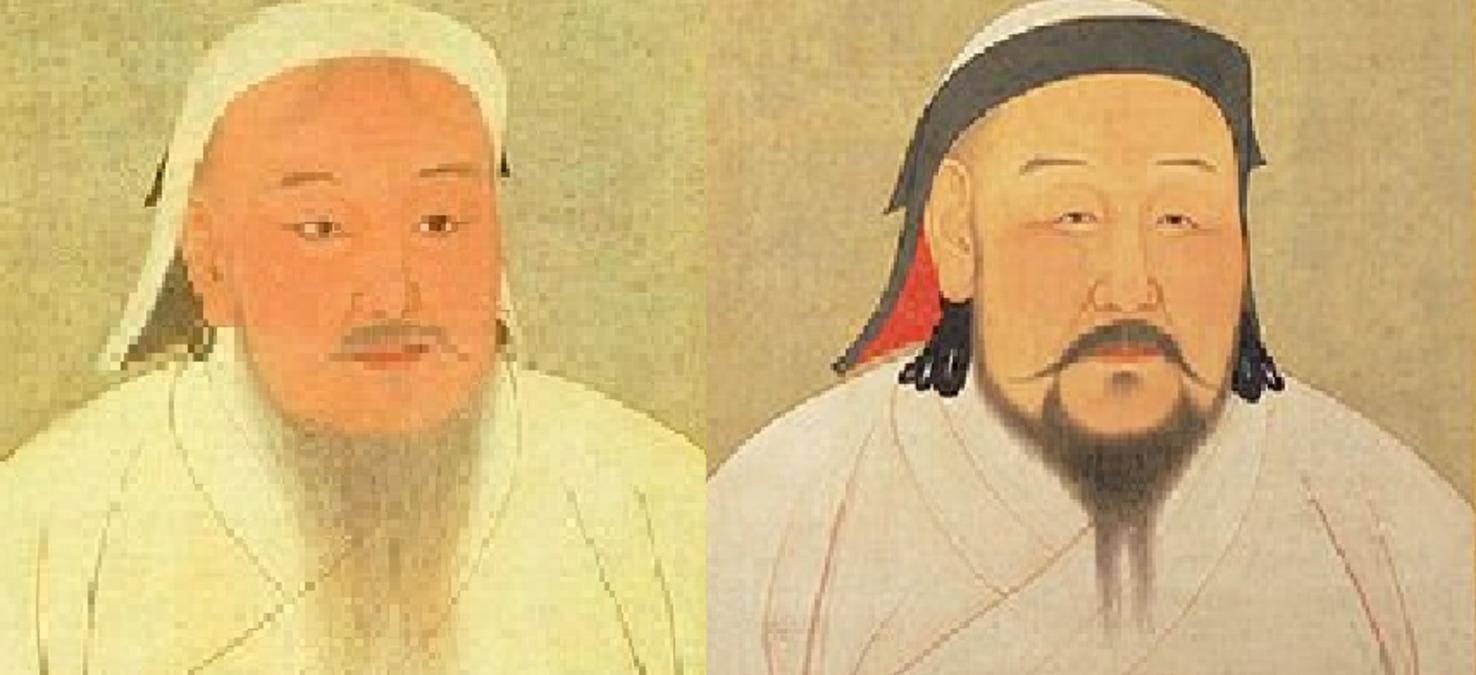 【モンゴル大帝国】チンギスハン・フビライハン