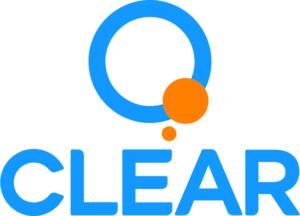 CLEARのロゴ(会社ロゴ)
